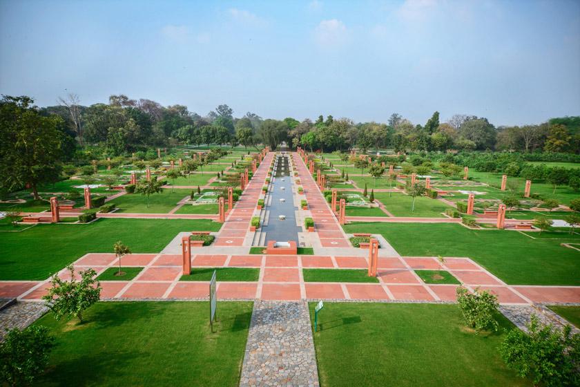 پارک تاریخی Sunder Nursery دهلی بازگشایی شد