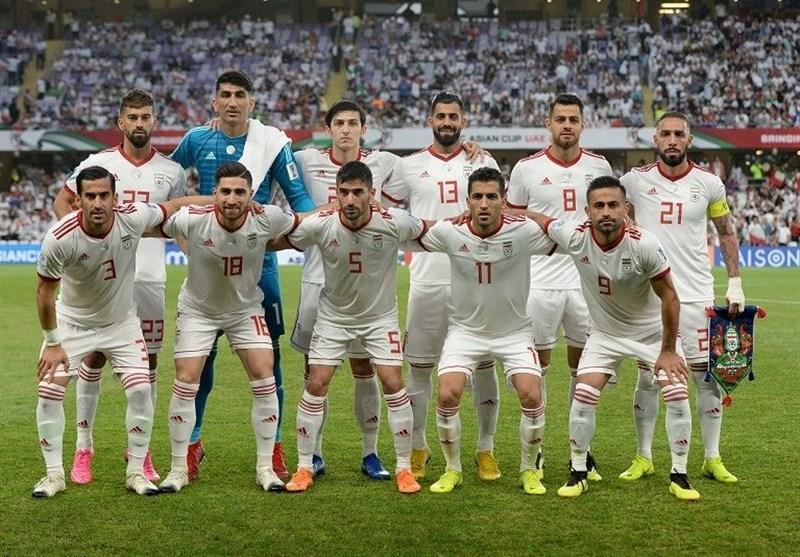 صعود تیم ملی فوتبال ایران در رده بندی فیفا بدون بازی و سرمربی
