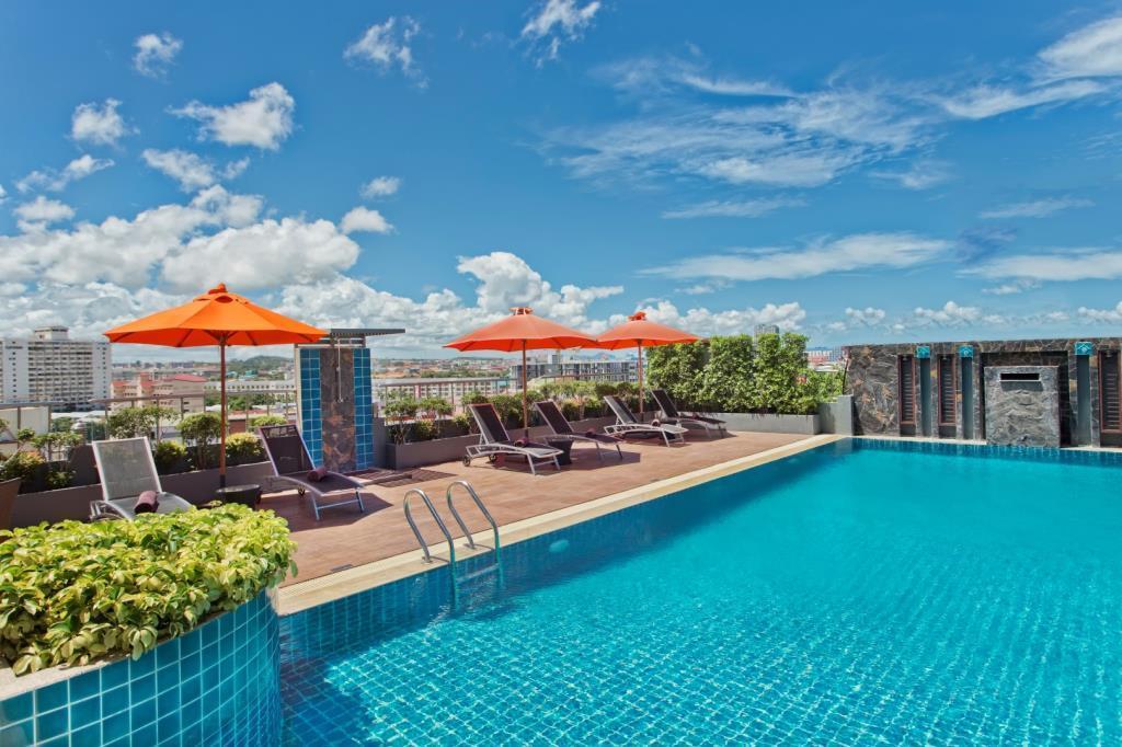 آشنایی با هتل 4 ستاره آدلفی پاتایا (Adelphi پاتایا Hotel) تایلند