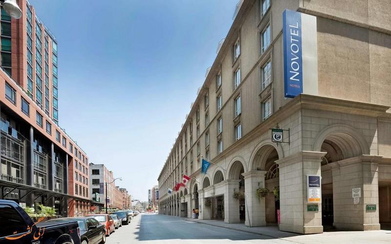 معرفی هتل 3 ستاره نووتل تورنتو کانادا