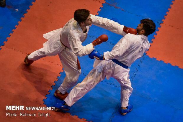 کاراته کاهای ملی پوش سه شنبه راهی شانگهای چین می شوند