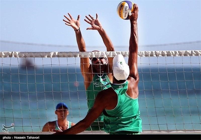 تیم های ملی والیبال ساحلی فردا راهی پوکت می شوند