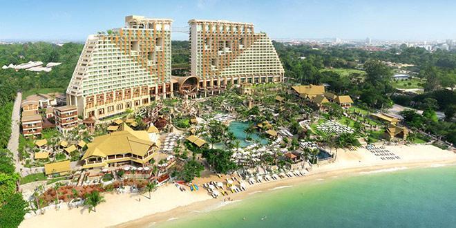 هتل سنتارا گرند میراژ پاتایا (Centara Grand Mirage Beach)