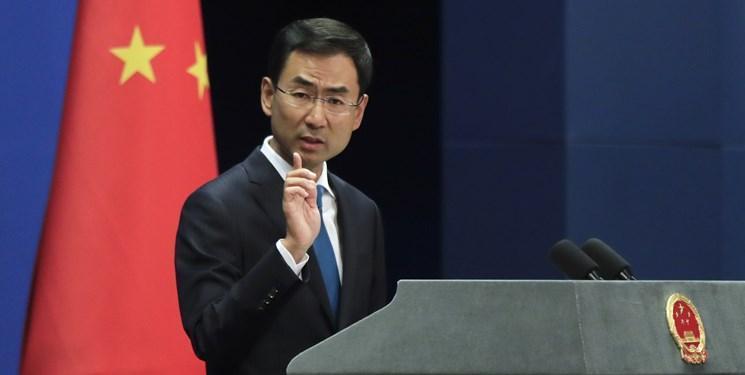 پکن: هانت نباید حمله به چین را به ابزاری برای رقابت های انتخاباتی بدل کند