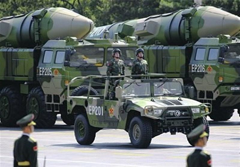 چین برای پاسخ به تهدید آمریکا مدرن سازی توان موشکی خود را سرعت می بخشد