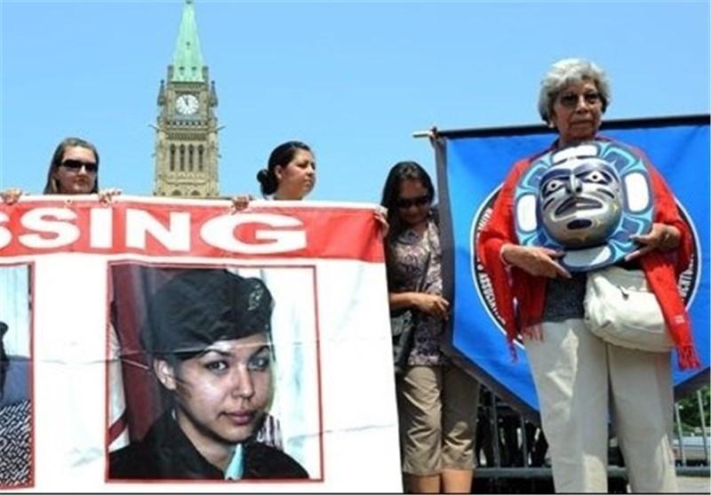 کانادا در رفتار با بومیان با بحران روبرو است