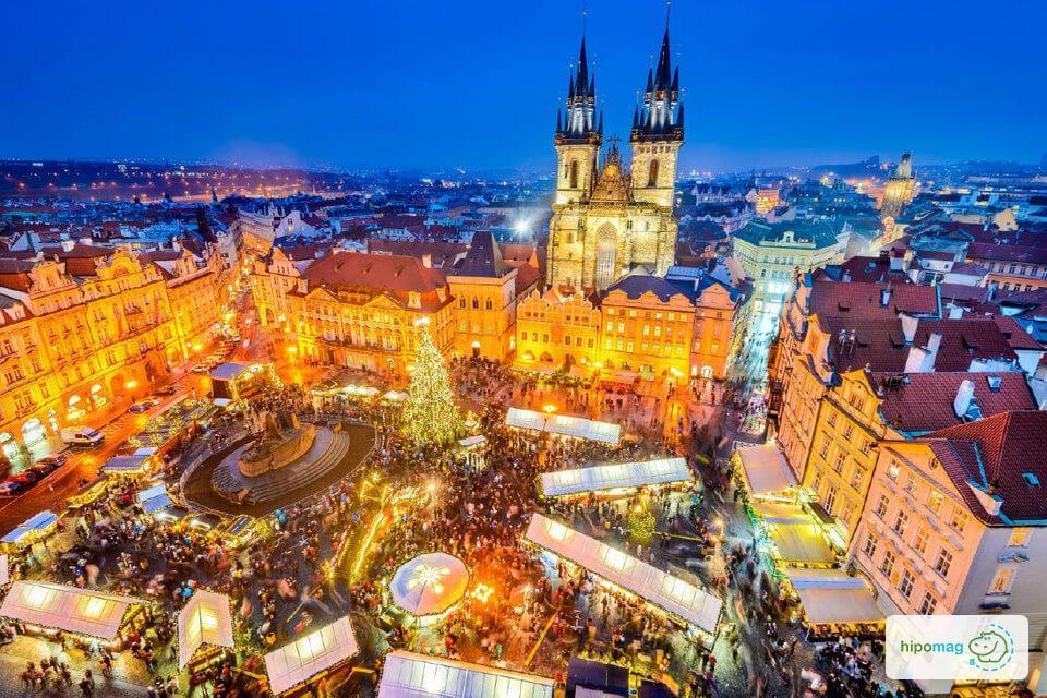 معرفی زیباترین و معروف ترین بازار های کریسمس در اروپا