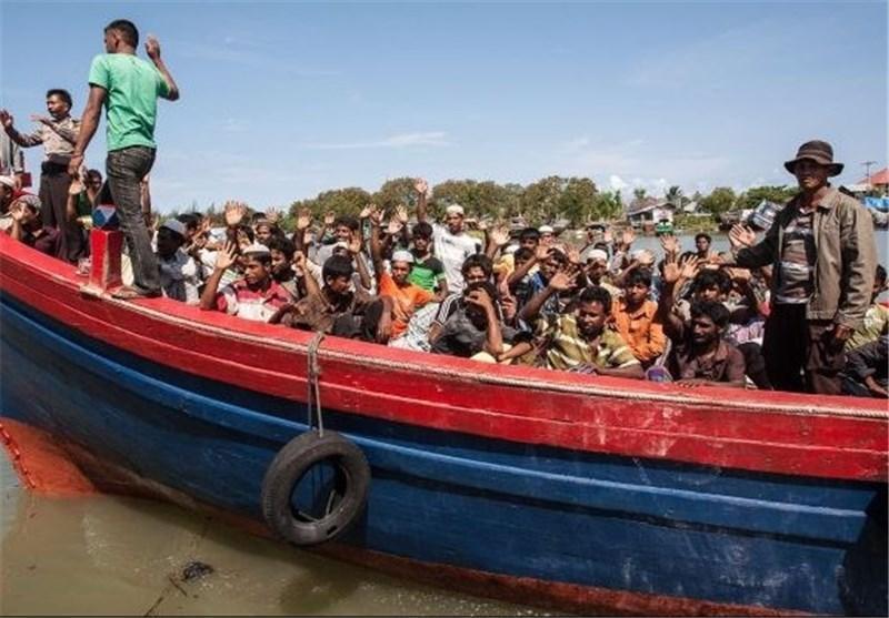 فرار 30 مسلمان روهینگیایی از زندانی در تایلند