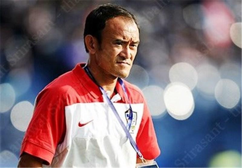 سرمربی تایلند: مطمئنم از ایران امتیاز می گیریم، تجربه خودم را به بازیکنان منتقل می کنم