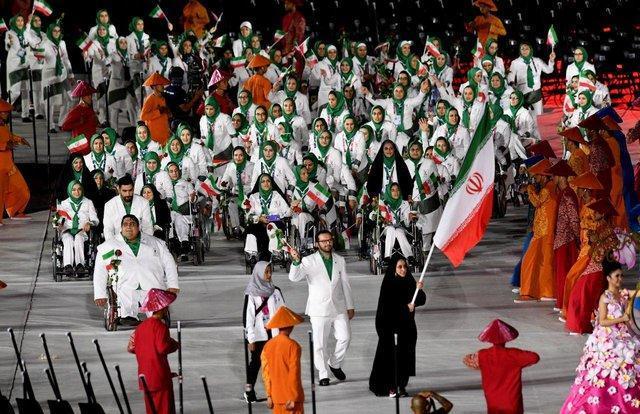 از سومی ایران در پاراآسیایی تا ریاست دوباره خسروی وفا در پارالمپیک