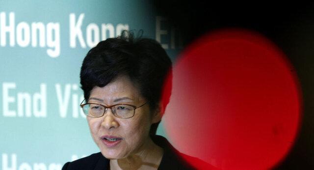 چین به دنبال تغییر رئیس اجرایی هنگ کنگ است