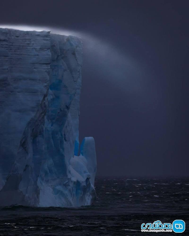 جنوبگان، باد خیزترین و سردترین قاره زمین