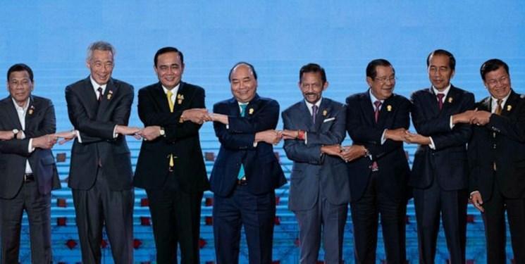 اعلام آمادگی چین برای همکاری با آسه آن درباره اختلافات دریای چین جنوبی