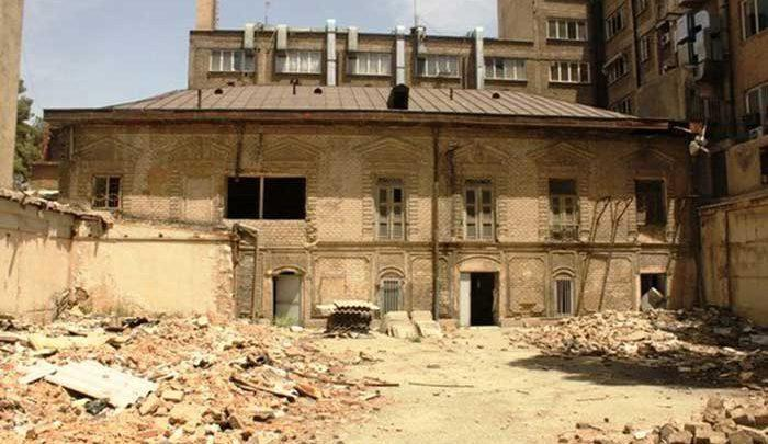 مرمت و تملک بناهای تاریخی پایتخت در دستور کار شهرداری قرار می گیرد