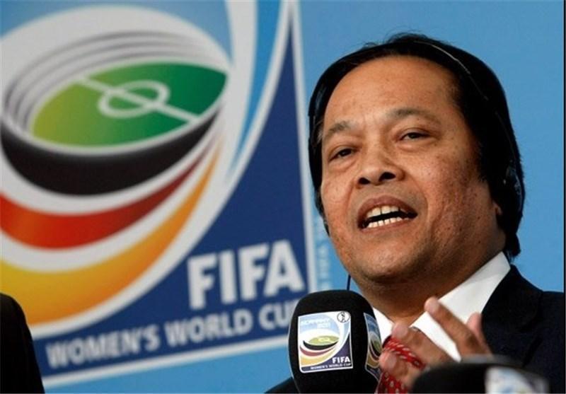 کمیته اخلاق فیفا رئیس اتحادیه فوتبال تایلند را هم محروم کرد