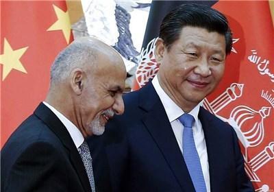 اشرف غنی: چین با میانجیگری می تواند راه مذاکره با طالبان را بگشاید
