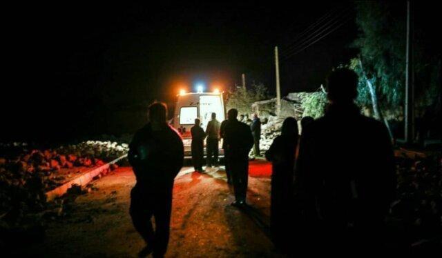 تعداد جان باختگان زمین لرزه آذربایجان شرقی به 5 نفر رسید ، 20 نفر هم مصدوم شدند