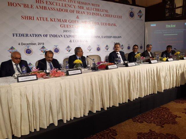 سفیر ایران در دهلی: تحریم های یک جانبه آمریکا نباید مانع گسترش روابط هند و ایران گردد