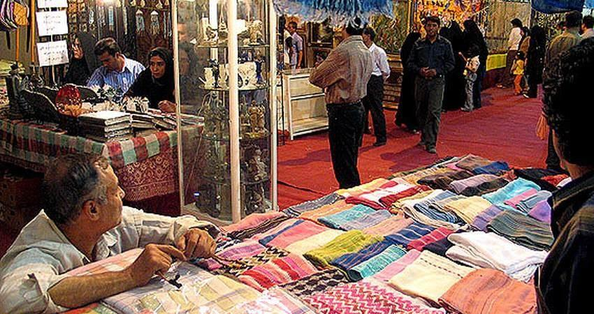 دوازدهمین نمایشگاه سراسری صنایع دستی و هنرهای سنتی در شیراز برگزار می گردد