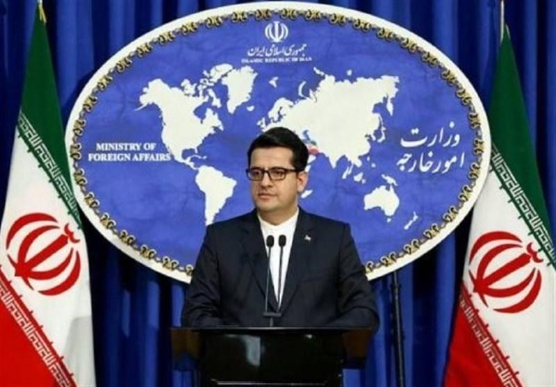 موسوی خطاب به مقامات فرانسوی: ایران یک حاکمیت مستقل است