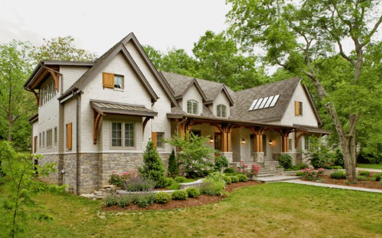 ایده های ماندگار طراحی و ساخت منزل