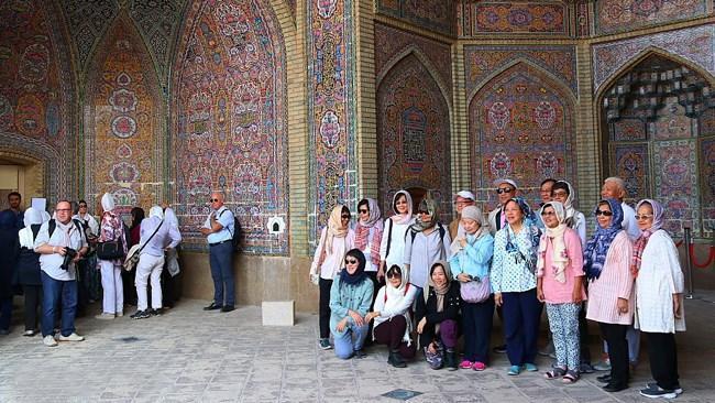 ریزش گردشگران خارجی مقطعی و پس از مدتی اصلاح خواهد شد