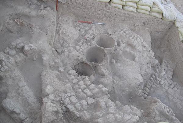 8000 سال تاریخ آرمیده دردل یک تپه، سایت موزه ارسطوچشم انتظاراعتبار