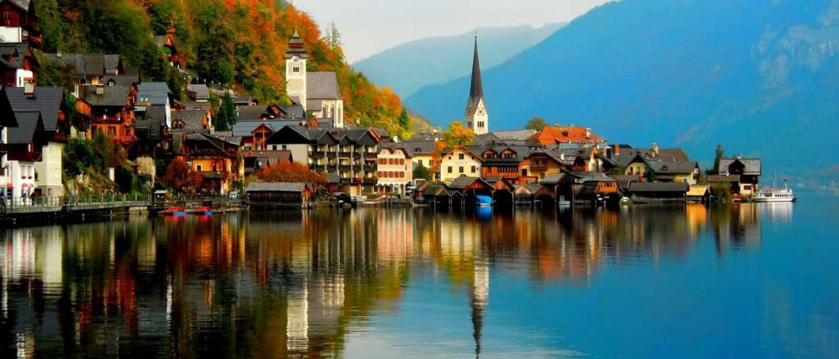 زیبا ترین شهرهای کوچک دنیا که حتما باید ببینید