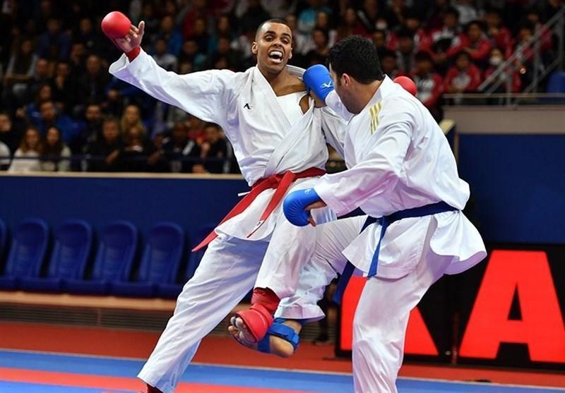 کاراته کاهای ایرانی حریفان خود را شناختند