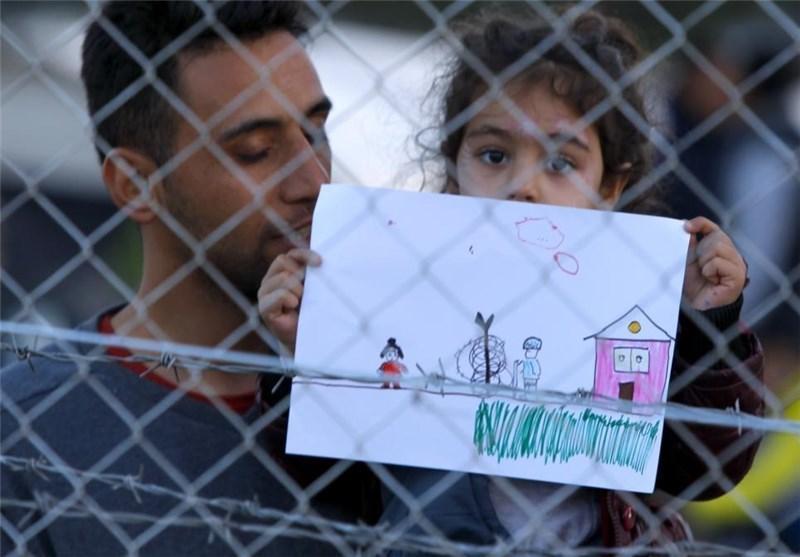 تاکید مقامات اروپا بر لزوم بستن مرزها بر روی مهاجران