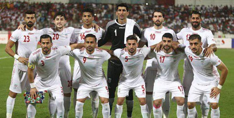 رنکینگ فوتبال جهان، ایران همچنان دوم آسیا و سی و سوم جهان