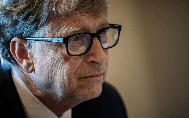 خبرنگاران انتقاد بیل گیتس از دولت ترامپ و تمجید از آلمان در مبارزه با کرونا