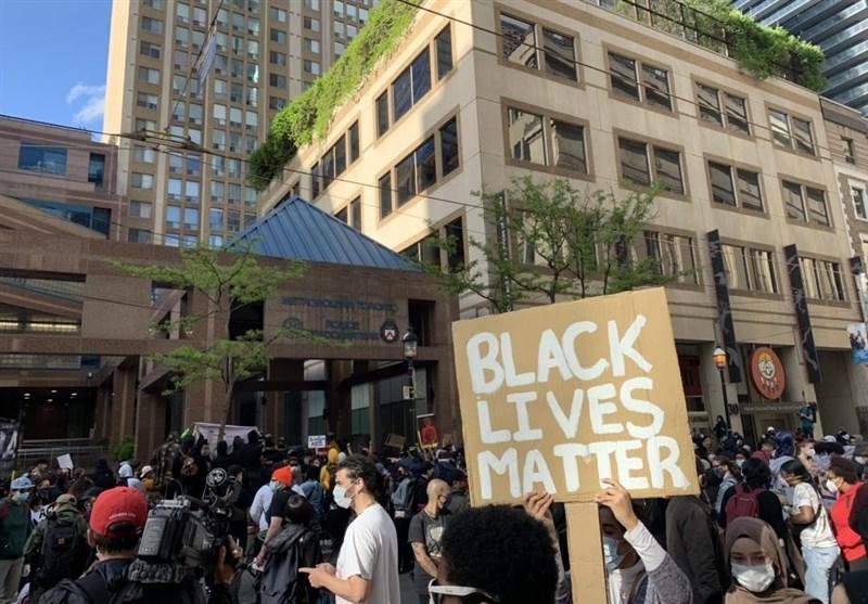 تظاهرات آمریکا الهام بخش مبارزه با نژادستیزی در کانادا شد