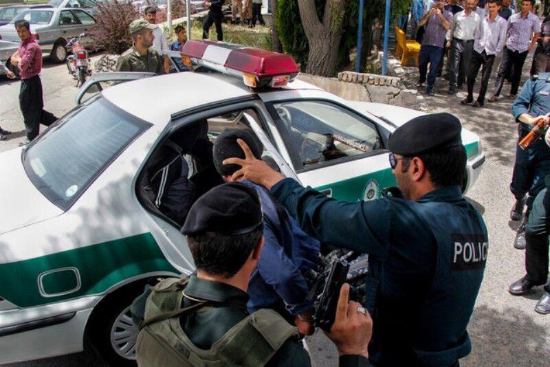 خبرنگاران دستگیری 11 دزد حرفه ای با 40 فقره سرقت در خرمشهر