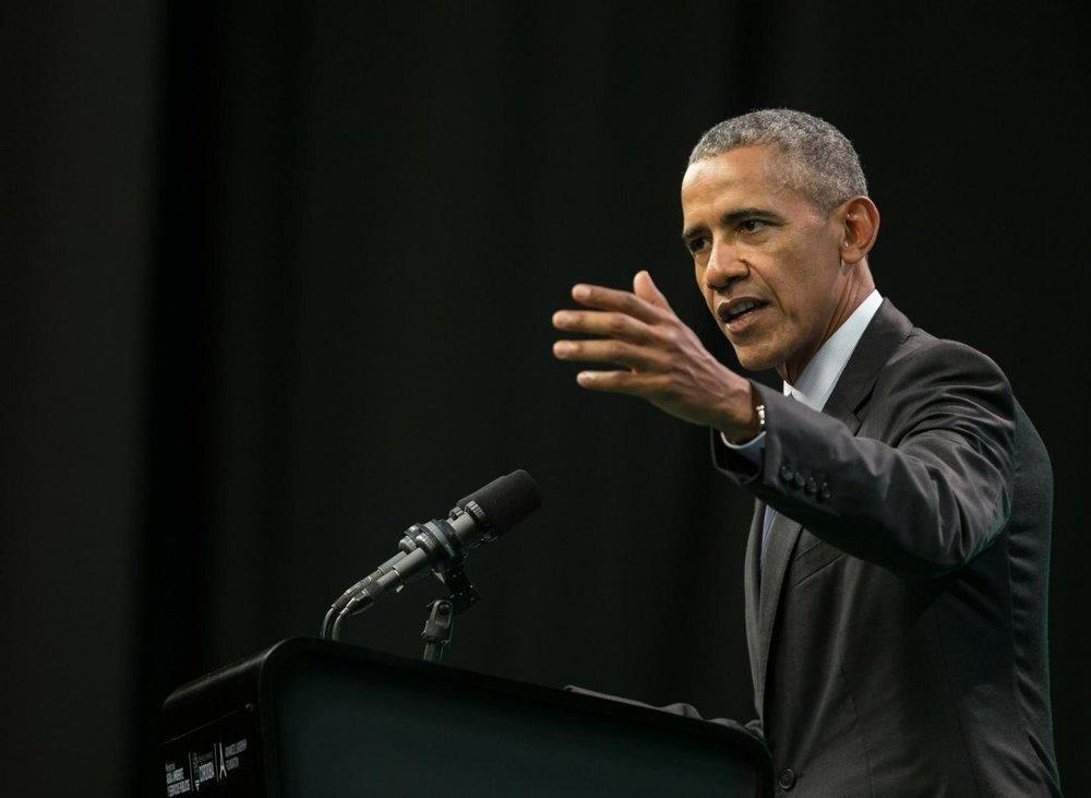 اوباما:نباید این شرایط در آمریکای 2020 عادی باشد