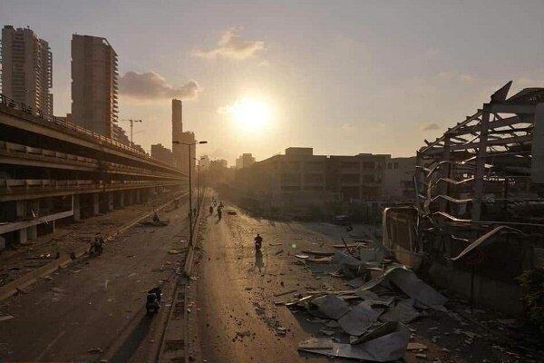 آمار اولیه انفجار بیروت اعلام شد، 63 کشته و 3000 زخمی تا این لحظه