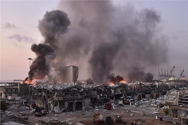 استاندار بیروت: از وجود مواد منفجره در بندر بیروت آگاه نبودیم