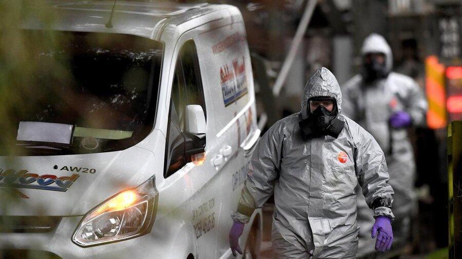 آیا سلاح شیمیایی نویچوک باعث مسمومیت مخالف روس شده است؟
