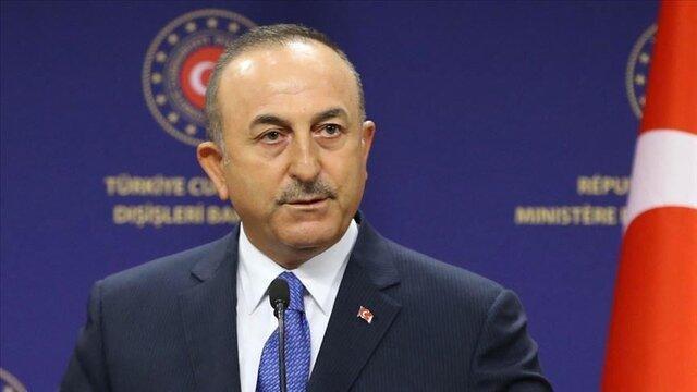 چاووش اوغلو: در میز مذاکره و در میدان جنگ در کنار جمهوری آذربایجان هستیم