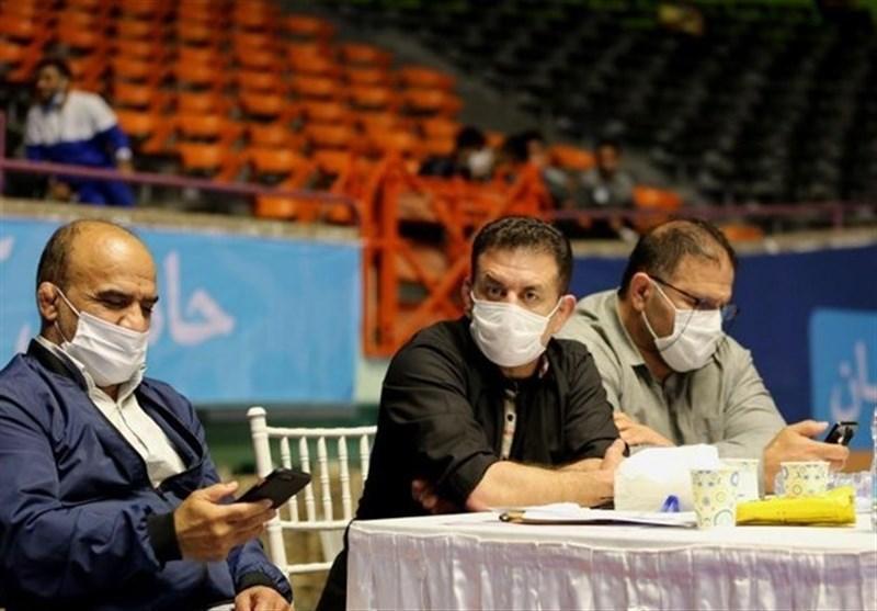 محمدی: امیدوارم مسابقات گروه دوم هم بدون مصدوم تمام گردد، عموزاد، جعفریان و نخودی ما را امیدوار کردند