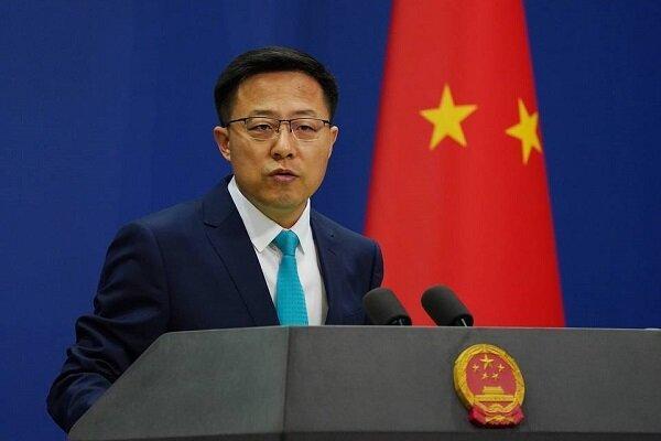 پمپئو ناشر اکاذیب سیاسی علیه چین است