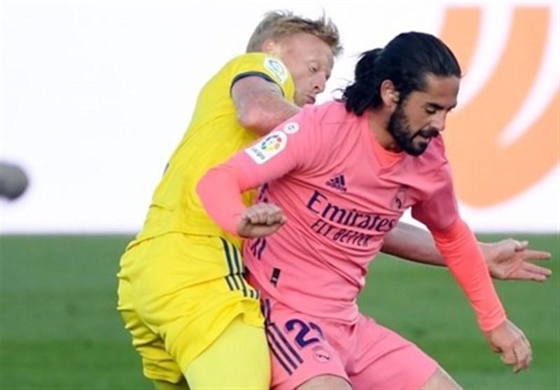 لالیگا، شکست غیرمنتظره رئال مادرید مقابل کادیس