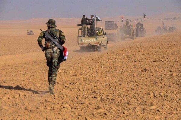 حشد شعبی حمله عناصر داعش به سامرا را ناکام گذاشت