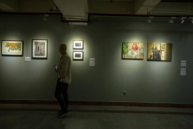 برپایی نخستین سالانه هنر های تجسمی ساتین با موضوع کرونا