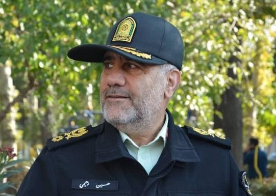 نرخ جریمه ماسک نزدن راننده: 100 هزار تومان، رئیس پلیس پایتخت: خودروی پلاک تهران مجاز به خروج نیست، تمام خودرو ها بازگردانده می شوند