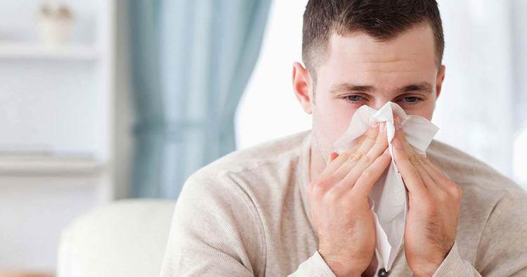 علامتی برای تشخیص آنفلوآنزا از کرونا