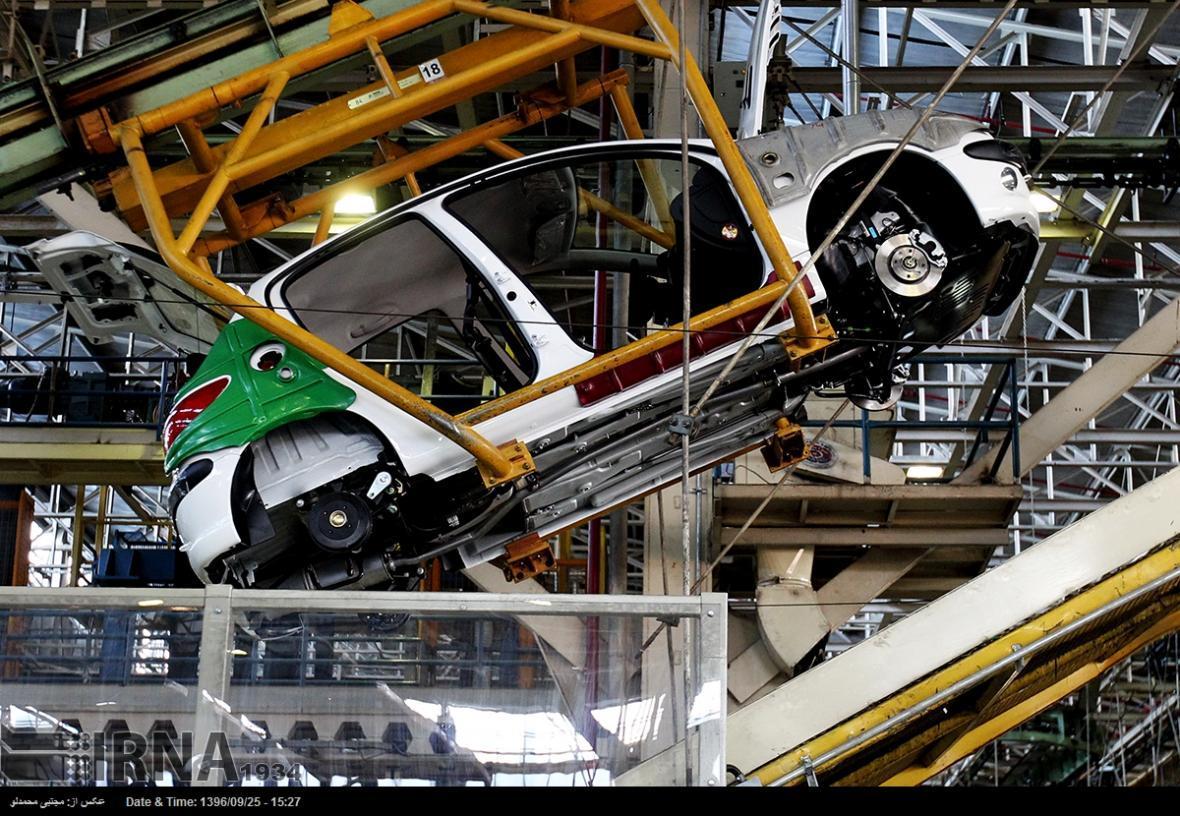 قیمت پرتیراژهای ایران خودرو در بازار امروز