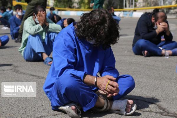 خبرنگاران اخبار پلیس،دستگیری اراذل غرب تهران تا داستان تکراری شرکت هرمی