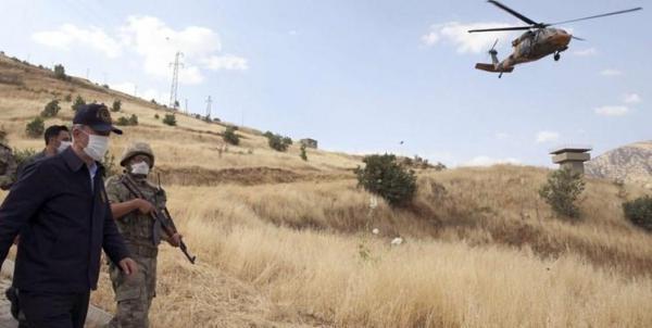 تشدید حملات هوایی ترکیه به شمال عراق بعد از سفر الکاظمی به آنکارا