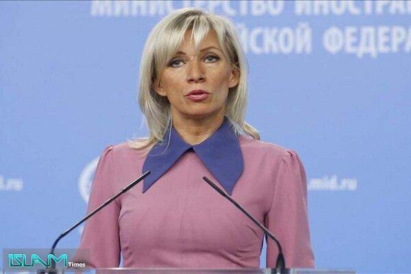 انتقاد روسیه از یاری آلمان به کلاه سفید های سوریه